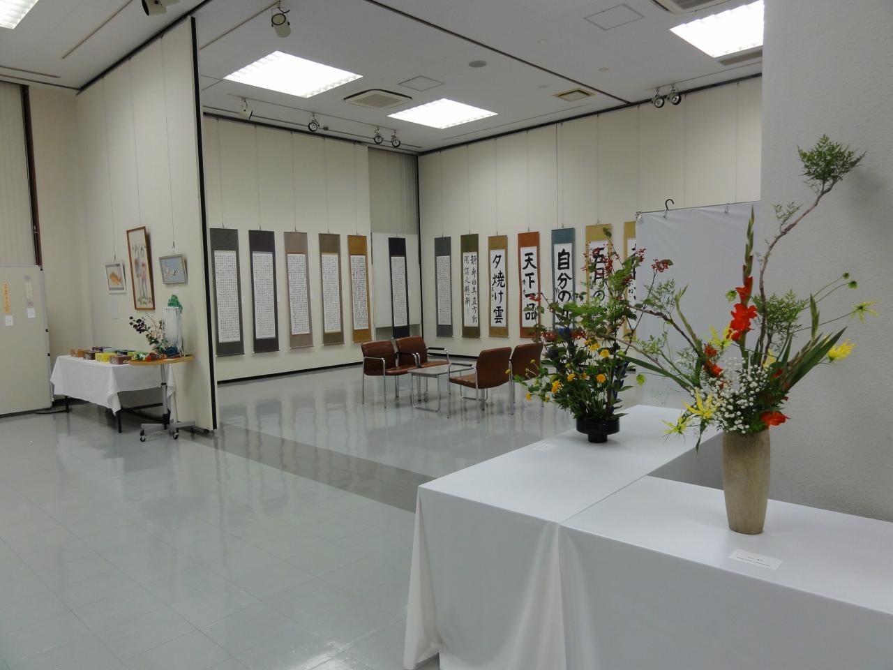 平成30年度 みんなの区民ギャラリー展(ワークショップ同時開催)