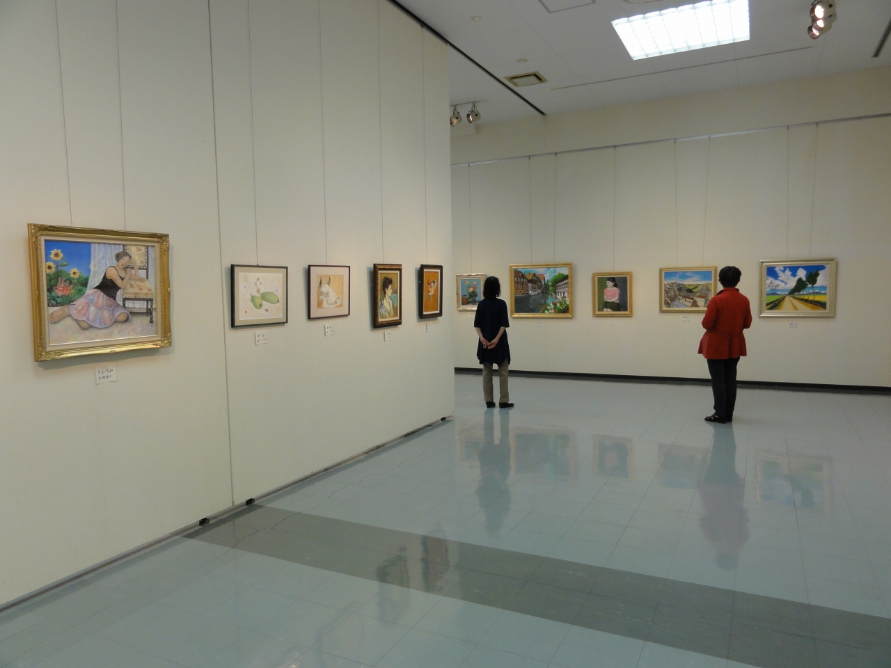 第27回 山吹絵画クラブ展