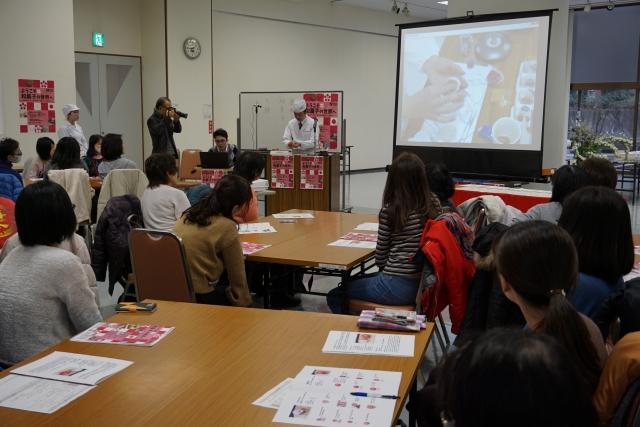 NipponでGO ! 日本伝統文化ワークショップ「ようこそ和菓子の世界へ ~和菓子について知ろう・作ろう・話そう!~」