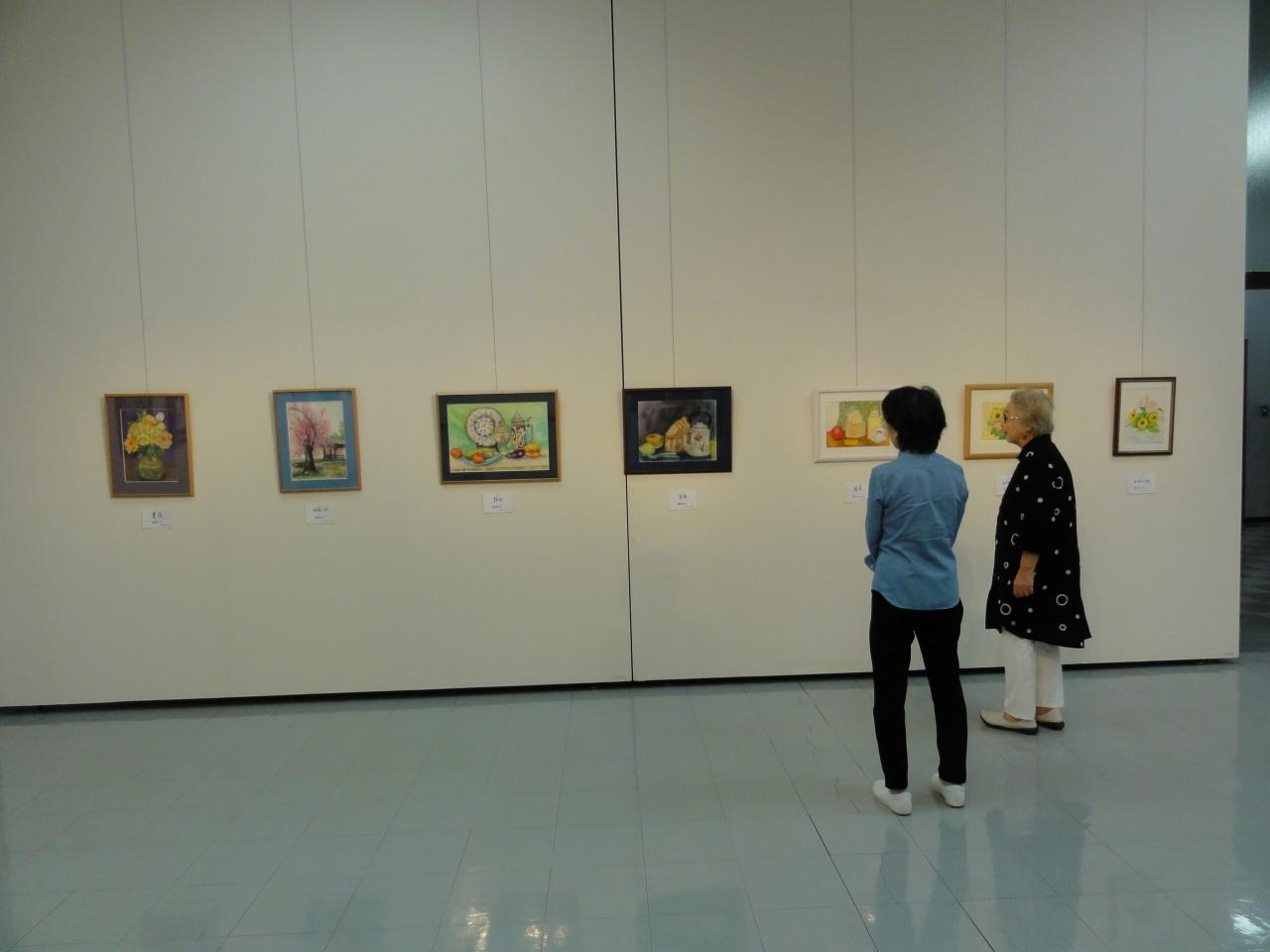サンデーアート絵画展