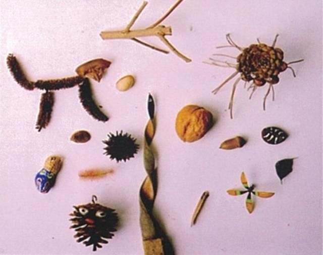 笹井弘のエコロジカルアート 立体作品「動植物」展