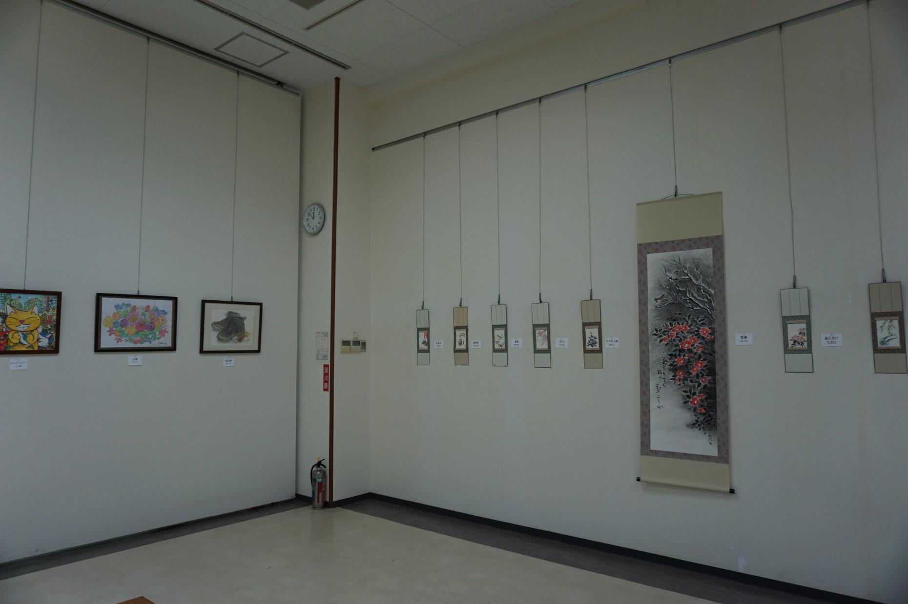 【作品募集】2021年度 みんなの区民ギャラリー展